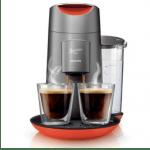 Apparaten voor koffie met capsules en pads