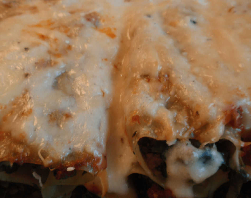 Cannelloni recept