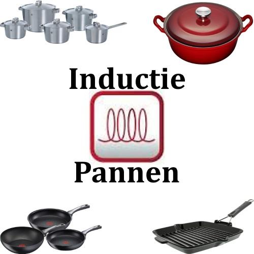 Inductie Pannen - Welke pannen zijn geschikt voor inductiekoken?