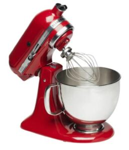 Kitchenaid of Kenwood keukenmachine keukenrobot