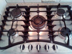 Keukenplanner Koken op gas