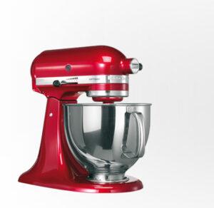 Kitchenaid 4.8L Artisan modellen vergeleken