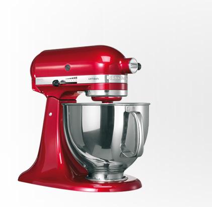 Kitchenaid keukenmachine Artisan modellen vergelijken