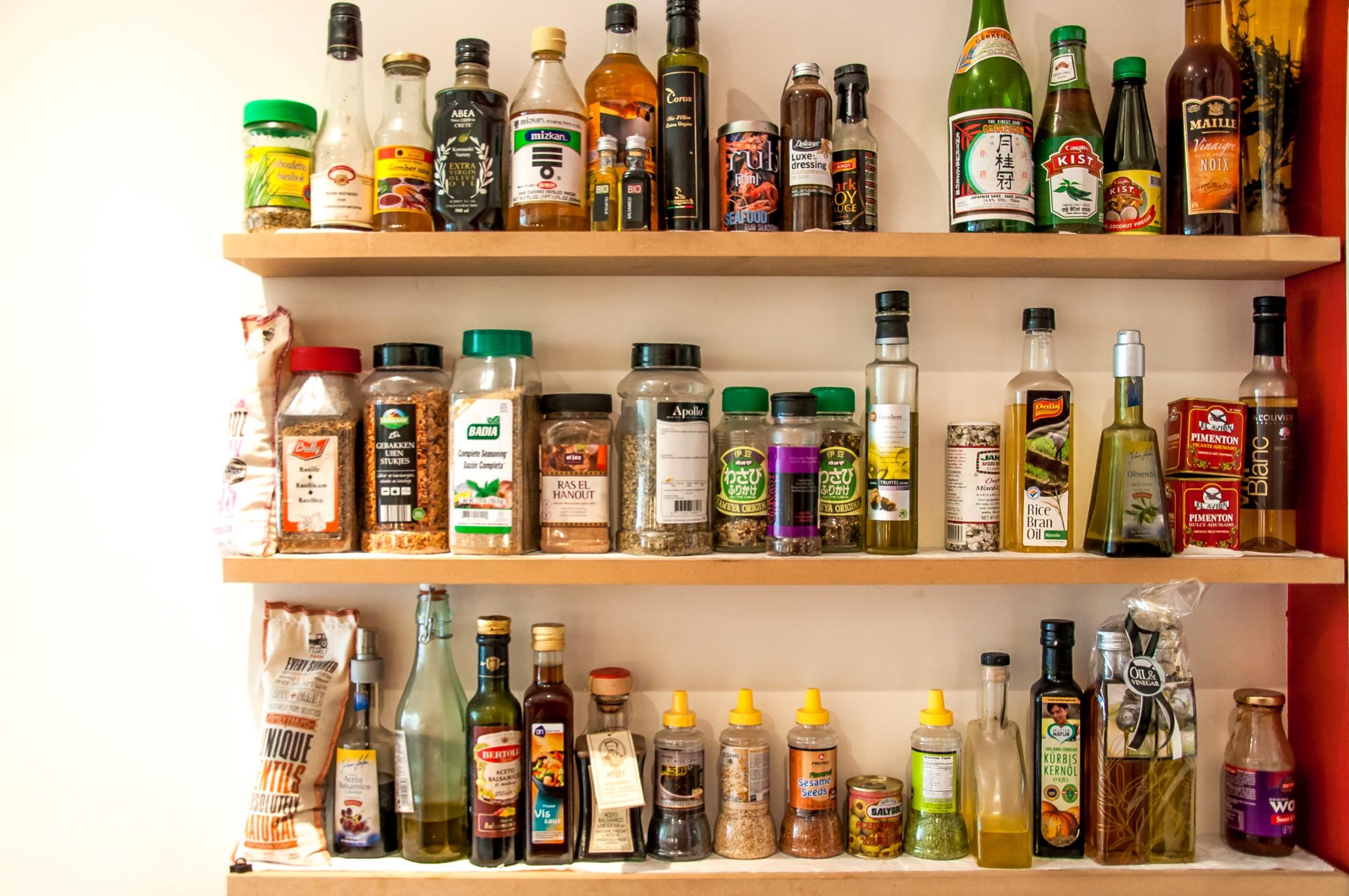 Geen olijfolie meer zonder etiket in restaurant