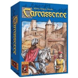 Bordspellen carcassonne