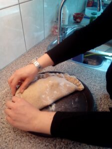 Calzone pizza recept 8