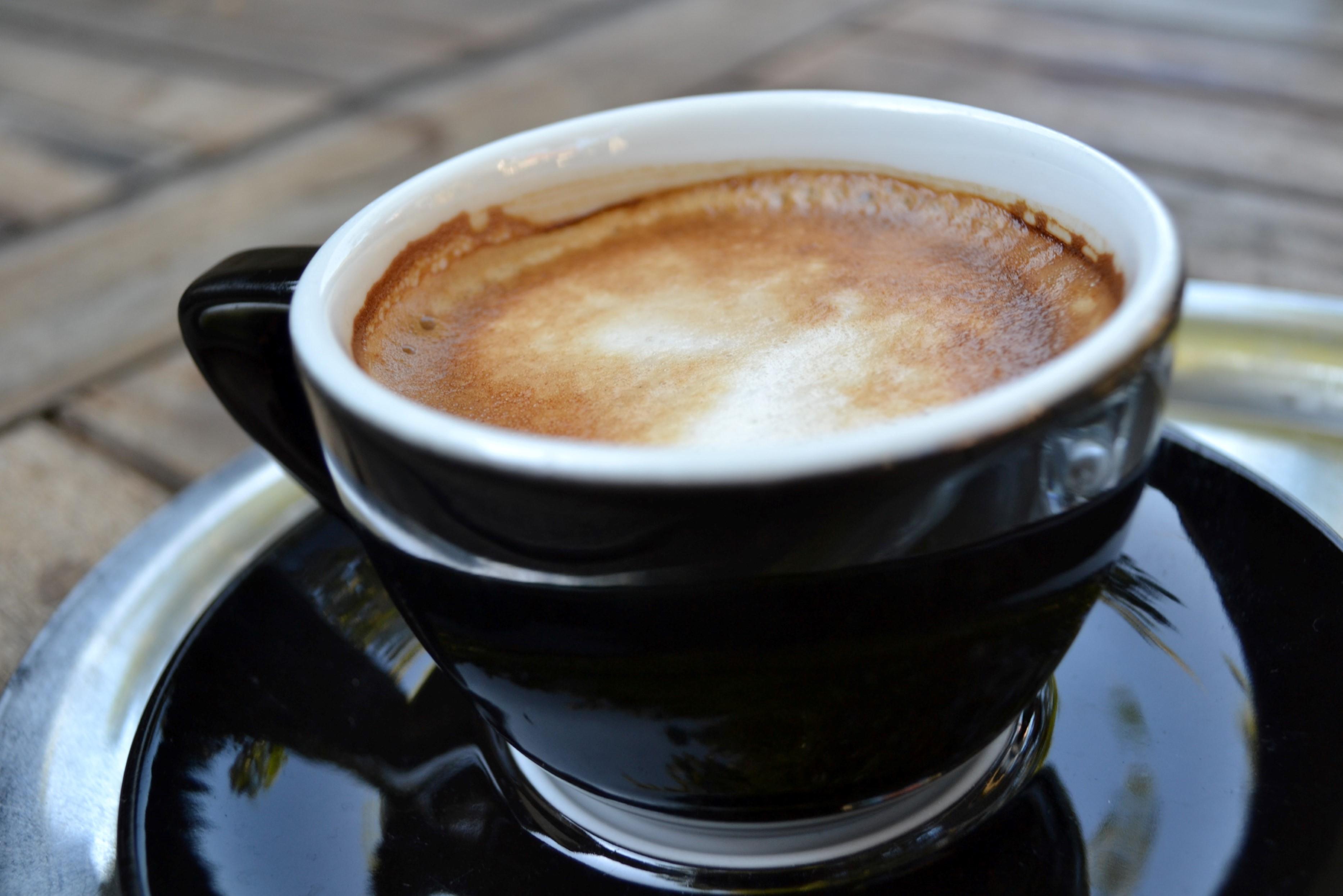 Uitgestelde koffie - koop een kopje koffie voor een ander!