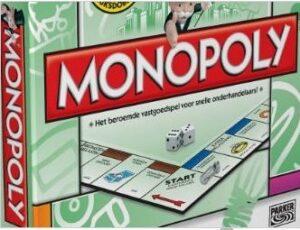 bordspellen monopoly