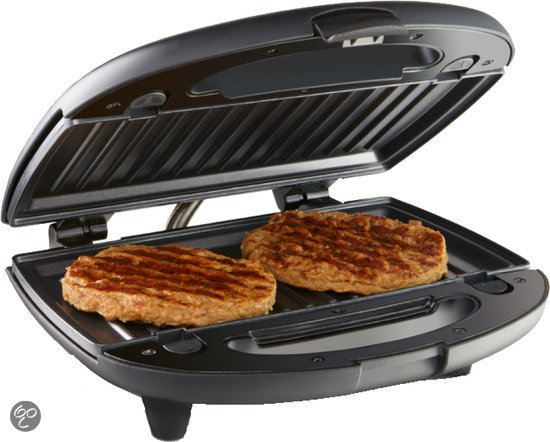 Contactgrill Princess - Princess Panini, 4-in-1, multigrill, carre, multi snack