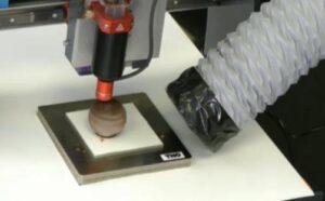 3d printer chocola
