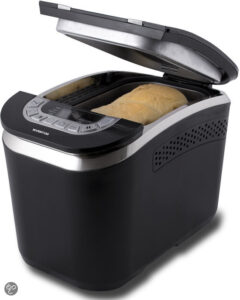 Broodbakmachine Inventum BM120B - Zwart