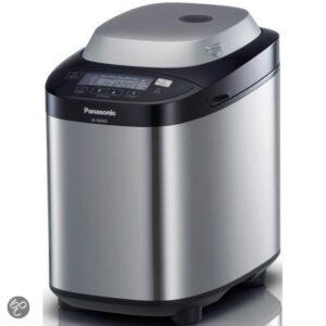 Broodbakmachine Panasonic SDZB2502BXE - Zilver