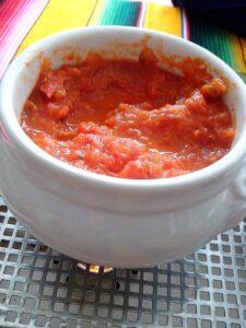 Chile con Queso (Chili-Cheese dip) recept - MexicaansAmerikaanse keuken