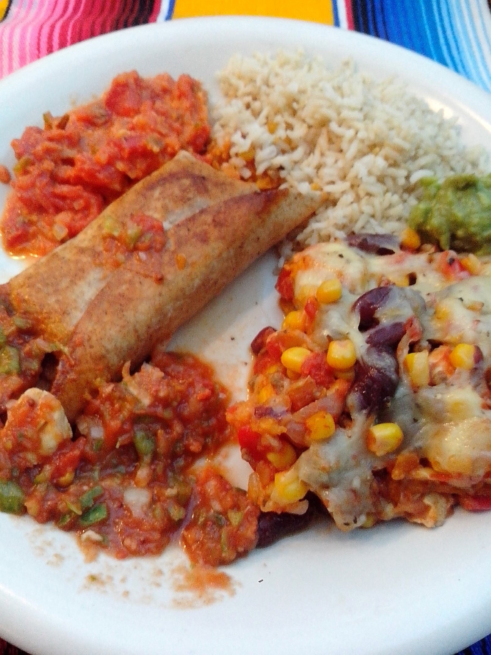 Chimichangas recept – Runderstoofvlees in tortilla – Mexicaanse keuken