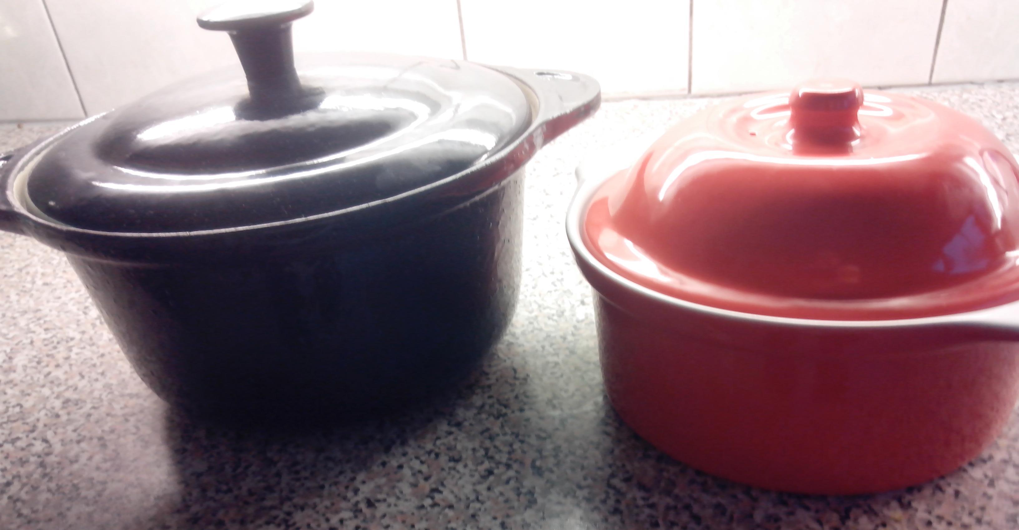 Nieuwe pannen - Gietijzeren braadpan - Van je familie moet je het hebben