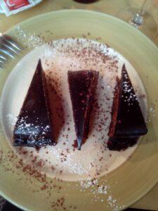 Florence - Chocoladetaartjes