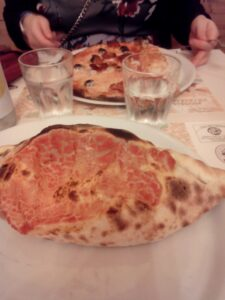 Florence - Pizza Calzone