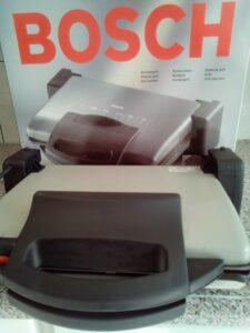 Contactgrill Bosch TFB3302V Review
