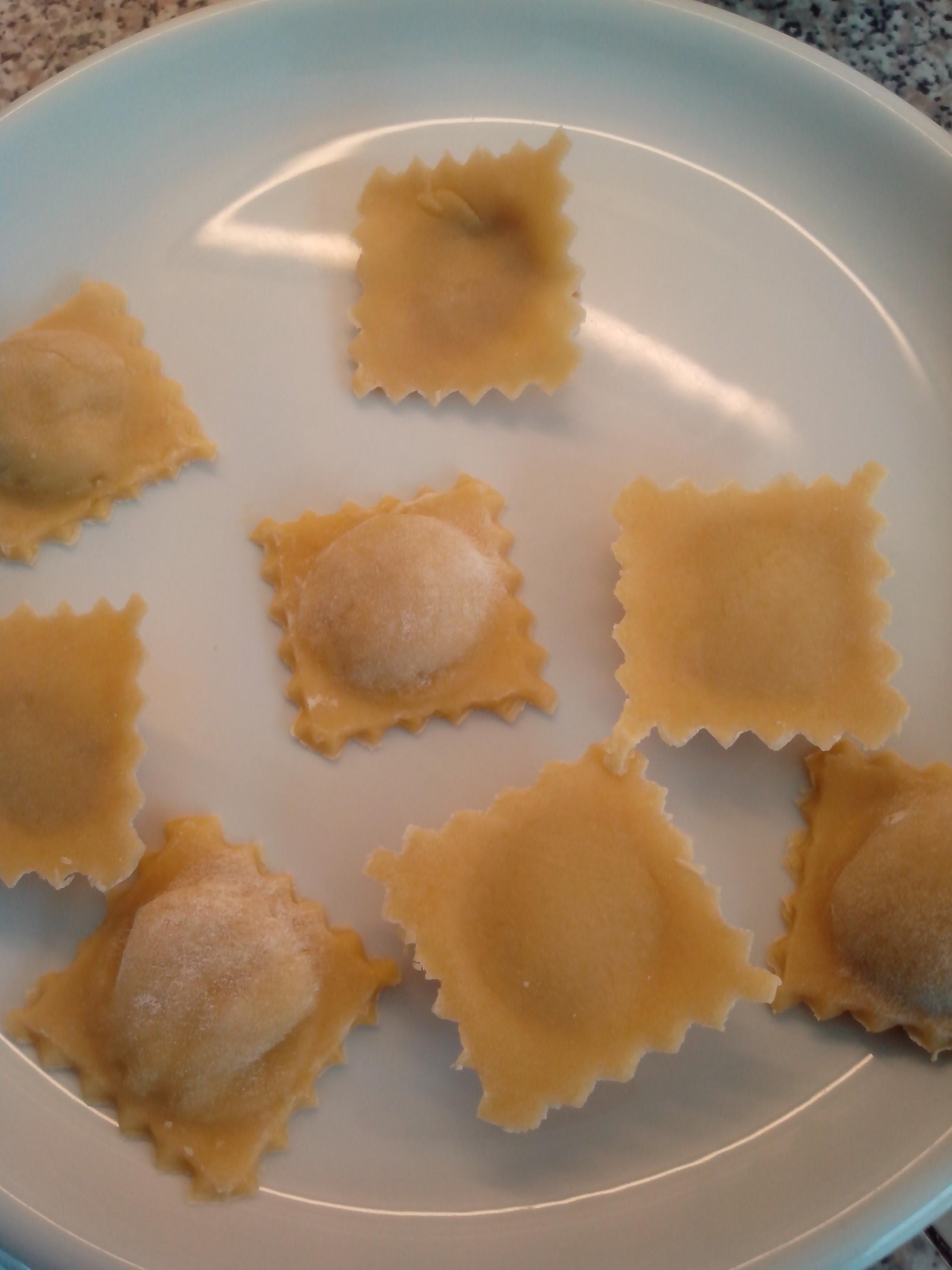 pasta machine ravioli