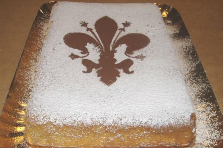 Cake uit Florence – Italiaans cake recept voor schiacciata alla Fiorentina