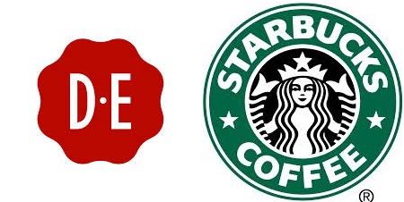 Starbucks en Douwe Egberts concurreren op uw kantoor - Koffie van de baas verleden tijd