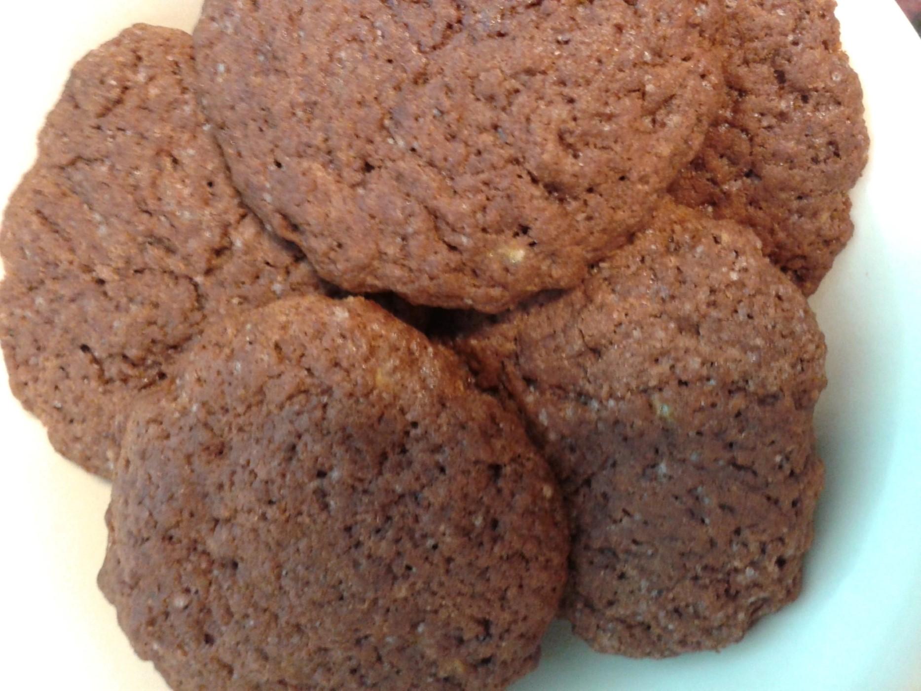 Koekjes recept – Koekjes bakken van banaan en chocola