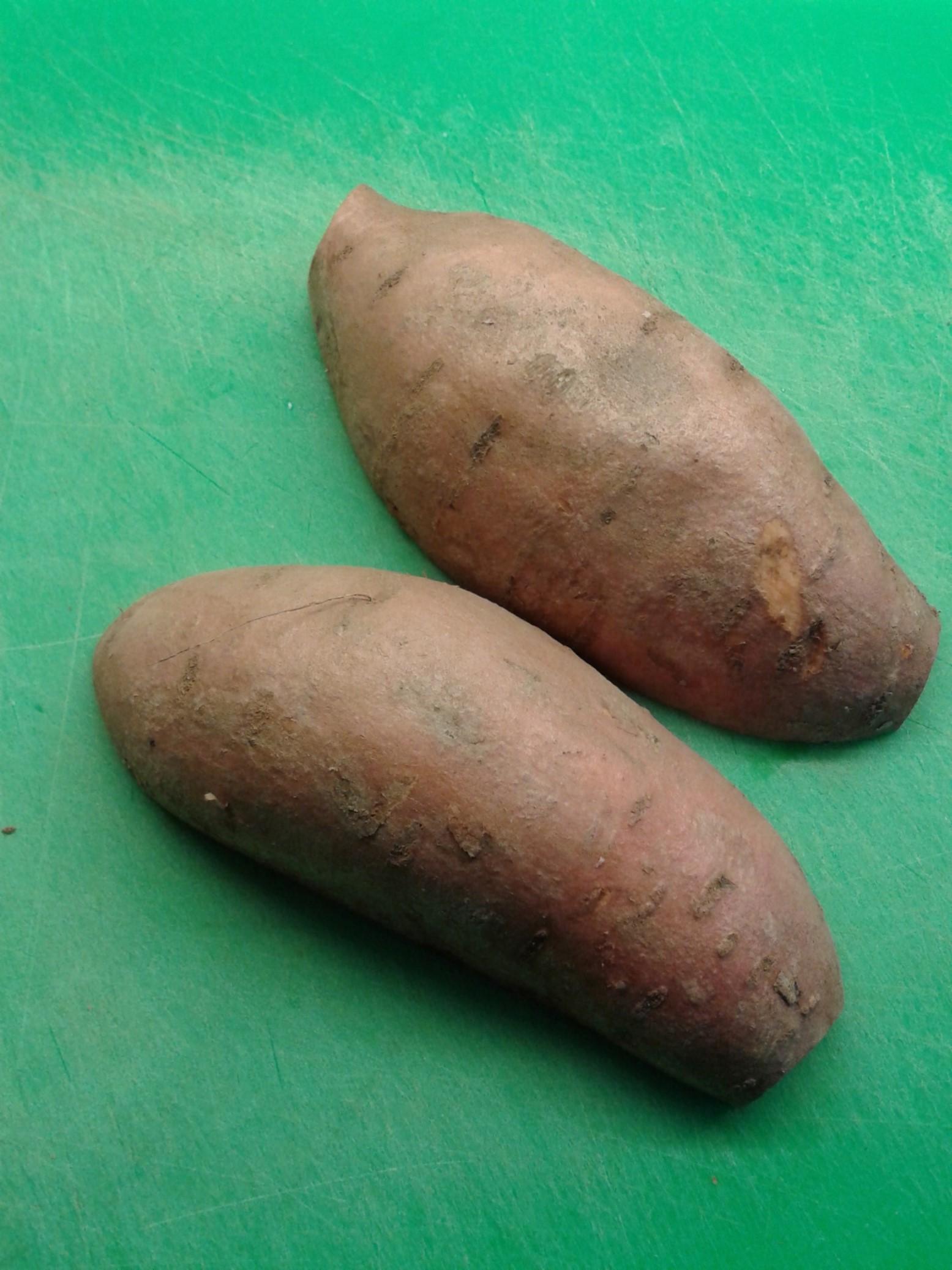 Zoete aardappel blijkt genetisch gemodificeerd door natuur
