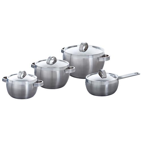 Pannen - Pannensets - Pannen materialen - Pannen onderhoud - Warmtebron