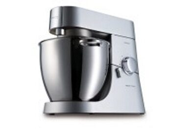 Capaciteit Kenwood keukenmachines voor brooddeeg