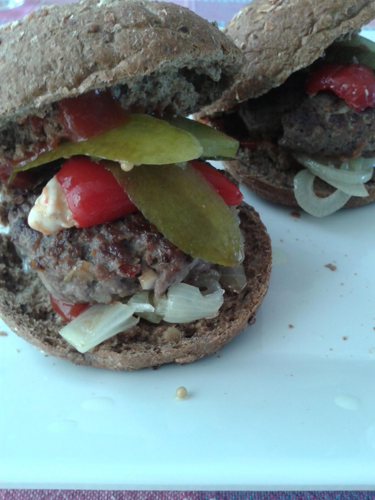 Hamburger recept – Zelf hamburgers maken