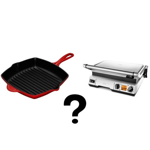 Grillpan of contactgrill?