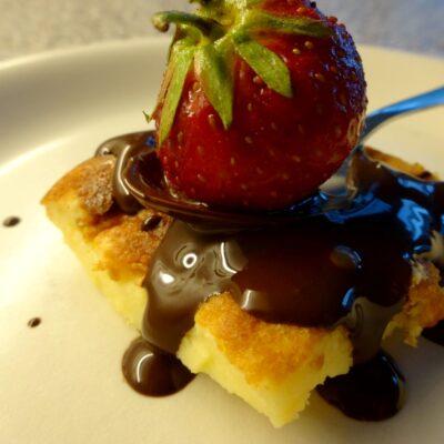 Cheesecake recept – Japanse cheesecake met witte chocolade