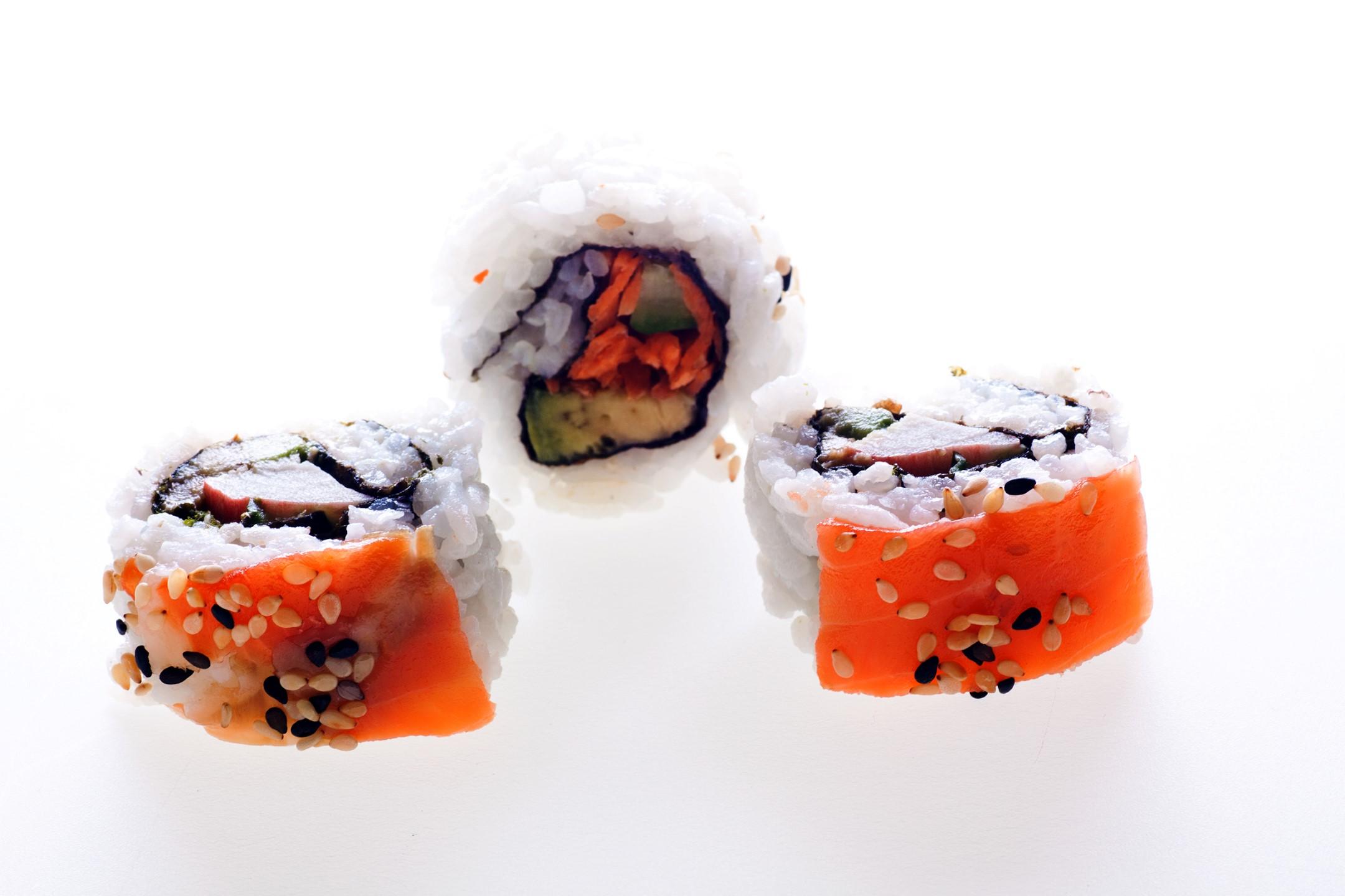 'Onbeperkte' sushi blijkt bron van bacteriën