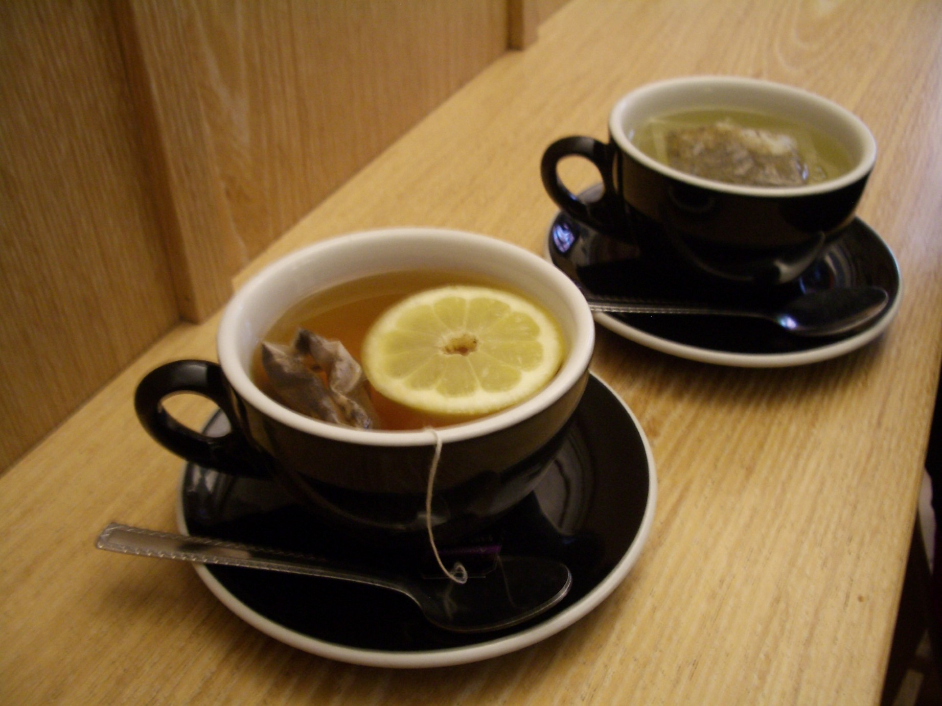 Wat is het verschil tussen witte, zwarte en groene thee?