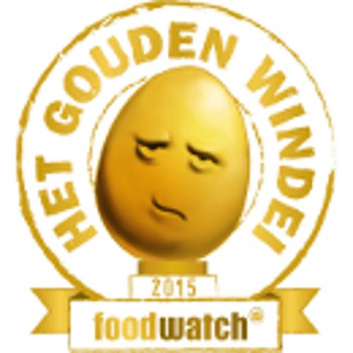 Verkiezing Gouden Windei 2015 - Foodwatch
