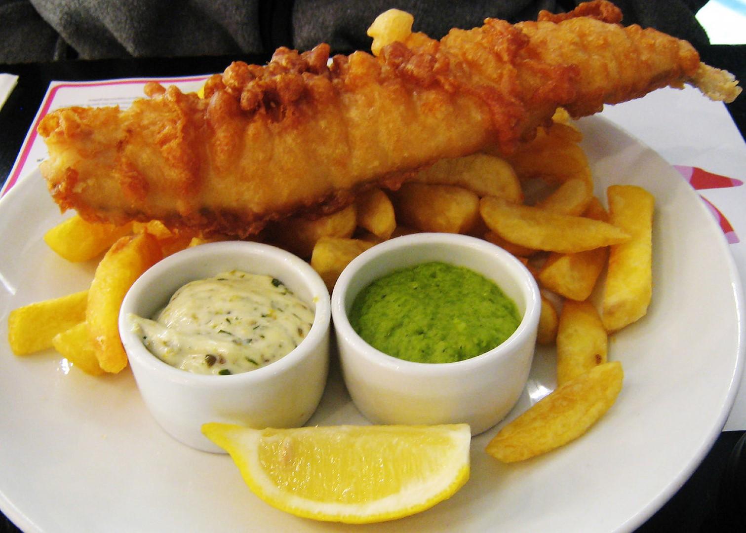 Meer koffie, minder thee en minder fish&chips voor de Britten