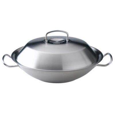 Op zoek naar de juiste wok