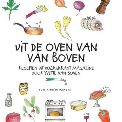 kookboek review - uit de oven van van boven | plezier in de keuken