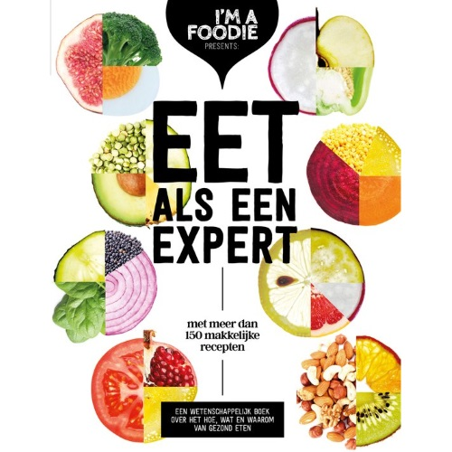 Eet als een expert boek