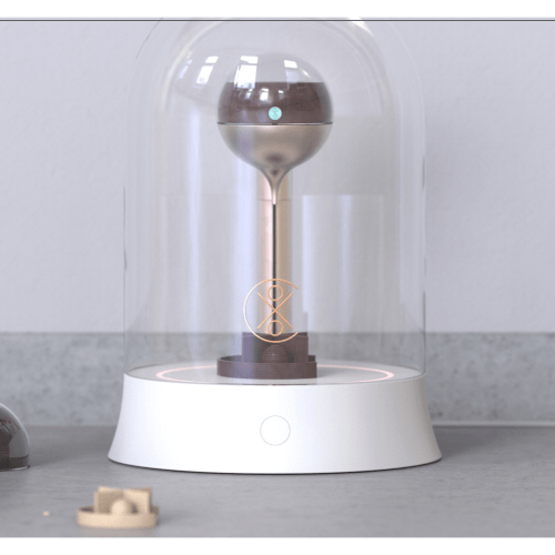 Chocolade printen met 3D printer Xoco