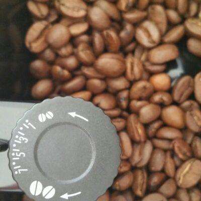 DeLonghi magnifica s ecam 22.110.b espressomachine – Welke maalstand?