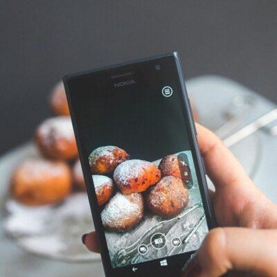 Schadelijke stoffen in voeding in toekomst te meten met smartphone