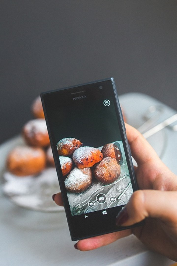 Gebruik van smartphone gelinkt aan ongezonder voedingspatroon