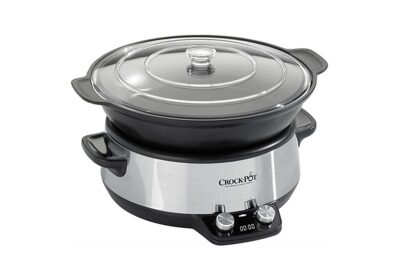 Slowcooker met timer – Crock Pot CR011 review