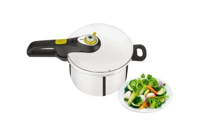 Tefal Secure5 Neo 4L (P25342) snelkookpan review