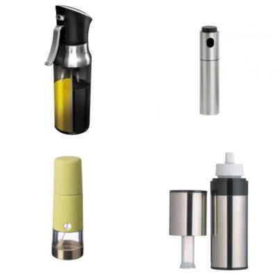 Olie spray keuken – Wat is een goede olieverstuiver?
