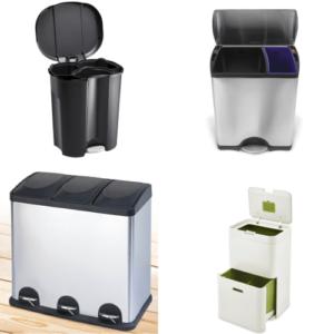 Vuilnisbak gescheiden afval kopen – Maar welke?