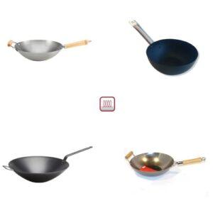 Wokpan inductie – Wat is een goede inductie wokpan van staal?
