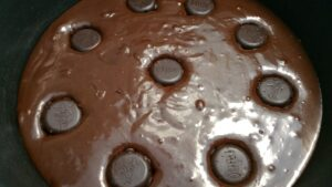Hands Off My Chocolate chocoladecake uit de slowcooker