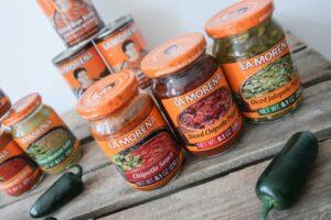 ingrediënten van La Morena